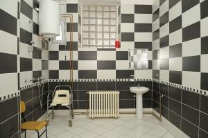 Kupatilo u stacionaru OJ Stari dom