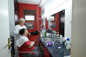 Frizerski salon u OJ Novi dom